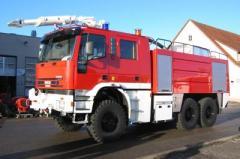 Пожарный автомобиль аэродромного тушения Impact