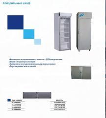Холодильный шкаф 600*600*2100