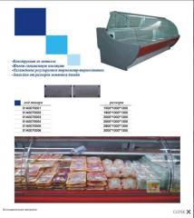 Холодильная витрина 01А0070004