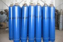 Кислород жидкий технический 1 сорт