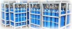 Кислород газообразный технический 1 сорт