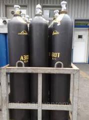 Nitrogen gaseous high purity brand 6.0
