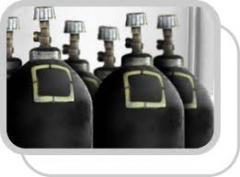Азот газообразный особой чистоты 1 сорт