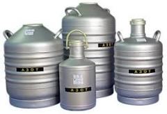 Nitrogen liquid technical 1 grade