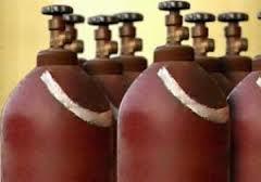 Гелий газообразный