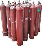 Гелий газообразный (сжатый), марка Б