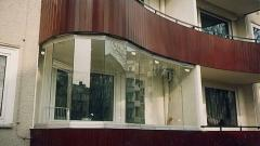 Cam balkon Glazing