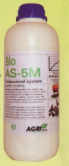 Mineral fertilizers for plants. V_o As-5M