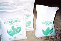 Биогумус - комплексное удобрение для растений