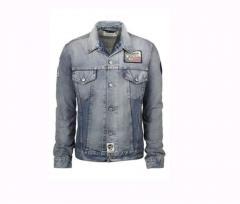 Куртки джинсовые MJ009
