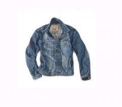 Jacket jeans man's MJ013