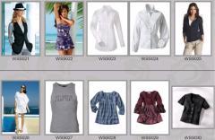 Одежда женская весенне-летняя WSS021-WSS030