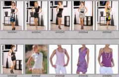Одежда женская весенне-летняя WSS041-WSS050