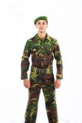Clothes protective military SMF0001-SMF0005