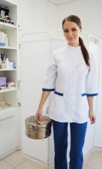 Одежда для медицинского персонала MSF0076,