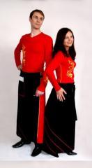 Униформа для работников ресторанов и кафе CW0001,