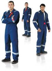 Униформа рабочая защитная NEF0006, NEF0007,
