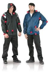 Overalls and working clothes of NEF0011, NEF0012,