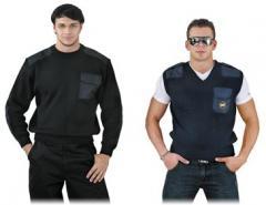 Униформа OPZ0021, OPZ0022, OPZ0023