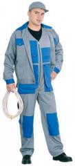 Универсальная рабочая одежда UWF0006, UWF0007,