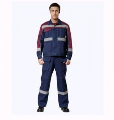 Universal working clothes of UWF0026, UWF0027,