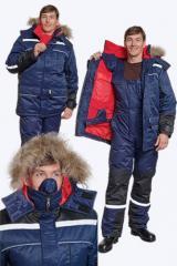 Universal working clothes of UWF0116, UWF0117,