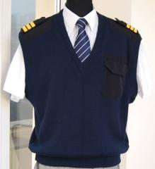 Clothes for railway workers of ARSF0006, ARSF0008