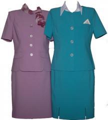 Одежда для железнодорожных работников ARSF0021,