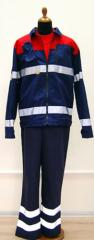 Clothes for railway workers of ARSF0036, ARSF0037,