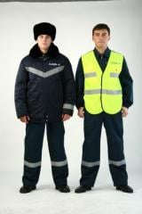 Clothes for railway workers of ARSF0051, ARSF0052,