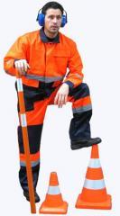 Спецодежда для дорожных работ UWF0099