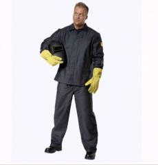 Clothes UWF0028, protective for welders