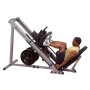 Силовой тренажер BODY-SOLID LEG PRESS & HACK...