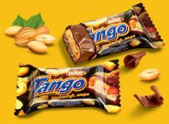 Конфеты с арахисом и нугой Танго