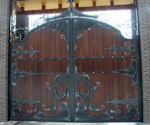 New Mett Shod gate