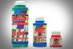 Kolora for BEST COLOR aqueous emulsion inks