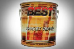 Parquet lacquer BEST Sintetik Parket Verniki