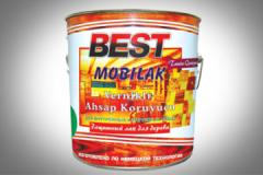 Varnish the tinting BEST Mobilak
