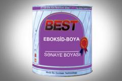 Paint epoxy BEST Epoksid Boya
