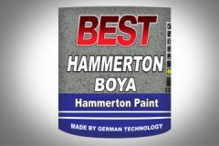 Paint hammerton with a shade of shod BEST