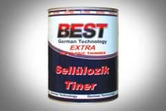 Solvent for all types of nitrocellulose paints,
