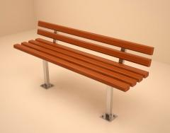 New Mett Shod benches