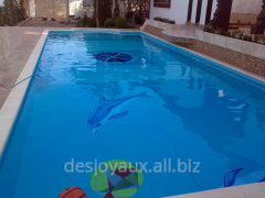 Строительство частных бассейнов Desjoyaux (Дежуайо)