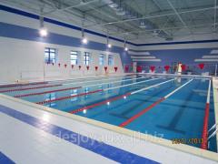 Desjoyaux (Дежуайо) Строительство спортивных бассейнов