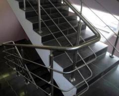 New Mett Aluminium handrail