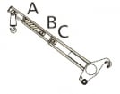 Arrow crane bezblochny 342C.54.00.000 for