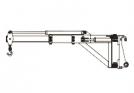 Arrow telescopic 332C.54.00.000 for universal