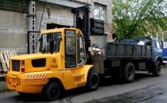 AMKODOR 451A fork truck