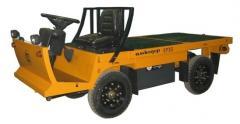 Electrocart platform AMKODOR ER30, cart electric