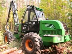 Harvester AMKODOR 2541